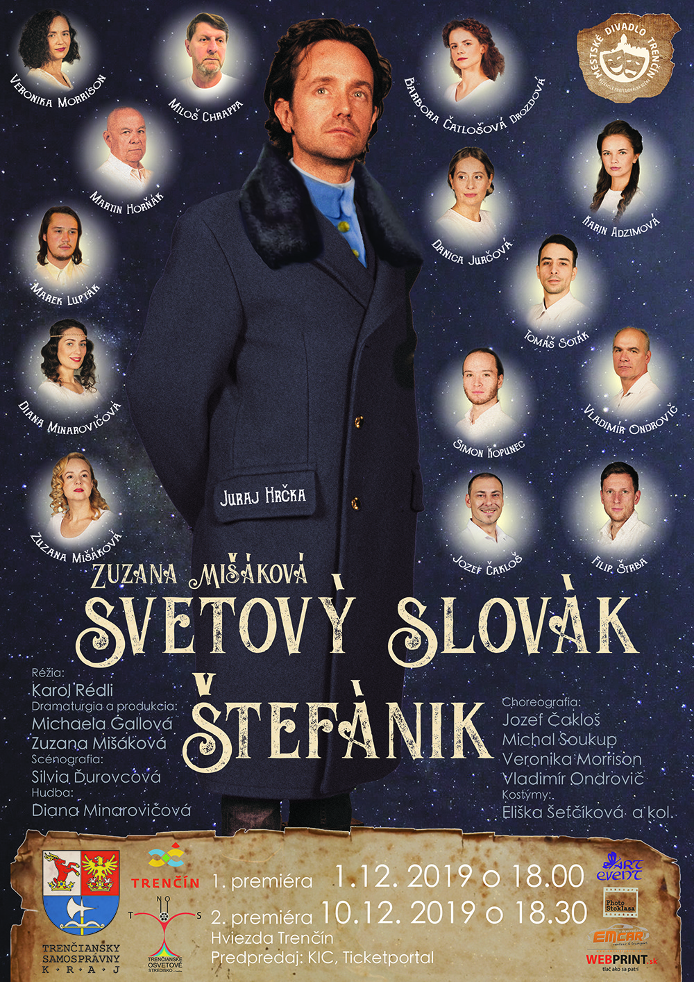 Zuzana Mišáková: Svetový Slovák Štefánik