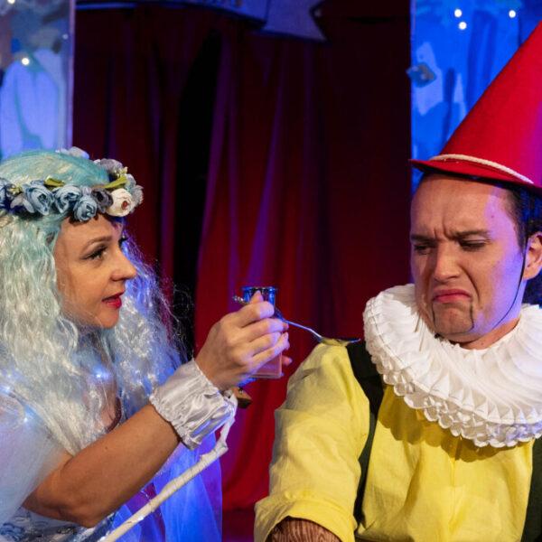 Z. Mišáková: Pinocchio a jeho divadelný sen